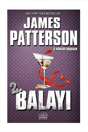 Nemesis Kitap James Patterson - 2. Balayı