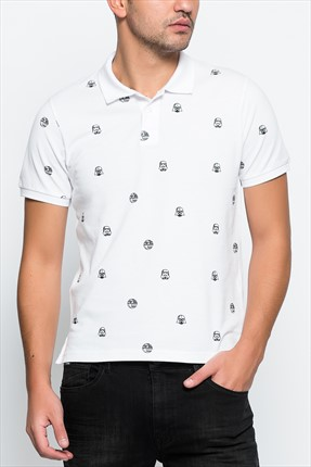 Jack & Jones Trooper Originals Polo Yaka T-shirt