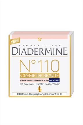 Diadermine No: 110 Gece Kremi 50 mL 3178041302197
