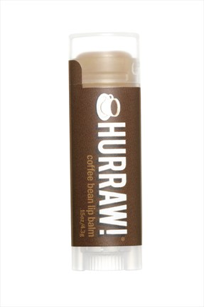Hurraw Dudak Balmı - Kahve - Coffee Bean Lip Balm 4.3 Gr