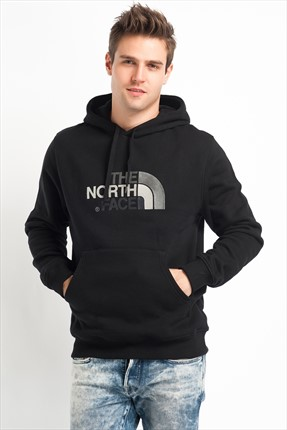 THE NORTH FACE Erkek Drew Peak Kapüşonlu Sweatshirt