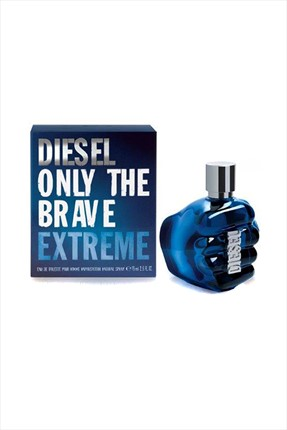 Diesel Only The Brave Extreme Edt 75 ml Erkek Parfümü