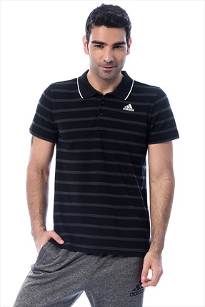 Erkek Training Polo Yaka T-shirt - Ess Yd Polo -