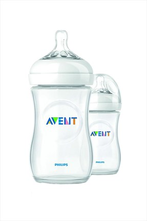 AVENT Natural Biberon 1M+ 2X260 Ml