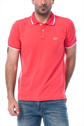 Lee Cooper Eagle Erkek Pike Polo Yaka T-Shırt 162 LCM 242005