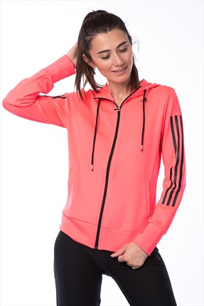 adidas Kadın Training Sweatshirt - Gym Hoody -