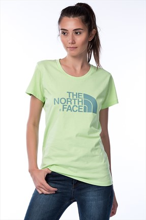 THE NORTH FACE Kadın T-shirt Budding Green