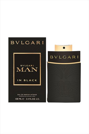 Bvlgari Man In Black Intense Edp 100 mL Erkek Parfümü