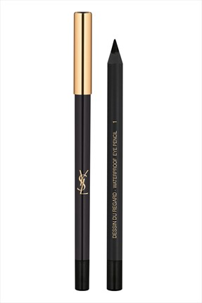 Yves Saint Laurent Göz Kalemi - Dessin Du Regard Waterproof Eyeliner No: 01
