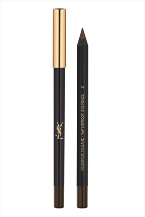 Göz Kalemi - Dessin Du Regard Waterproof Eye Pencil No: 02 3614271269638
