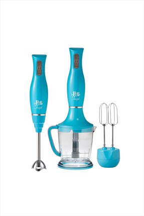 BLUE HOUSE Triojet Blender Seti