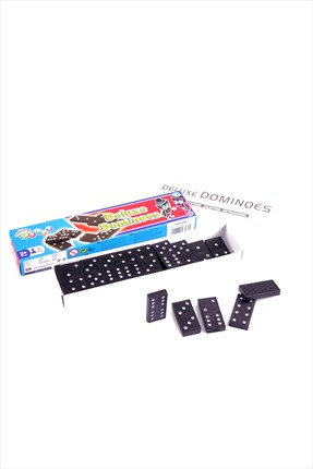 Learning Toys Deluxe Domino Seti Sun-3289