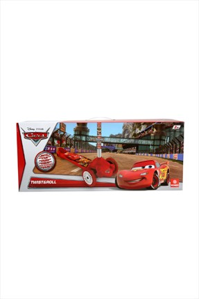 Nani Toys Disney Cars 3 Teker Twist&Roll Scooter