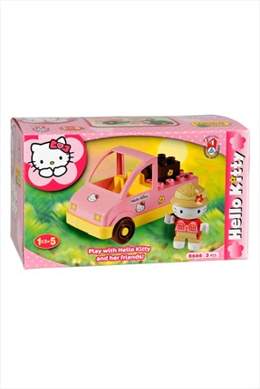 Nani Toys Hello Kitty Lego Seti