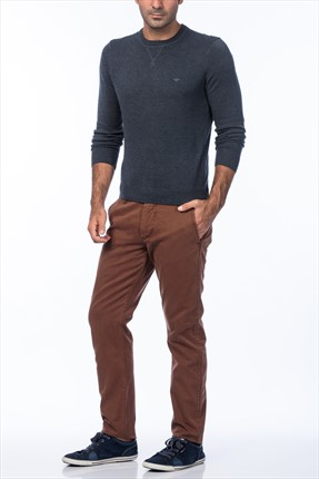 Dockers Erkek Pantolon Alpha Washed Khakı Slım