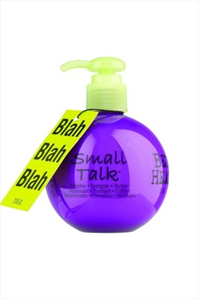 Tigi Bed Head 3 Etkili Durulanmayan Saç Kremi - Bed Head Small Talk 200 ml