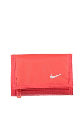 Unisex Cüzdan - Basic Wallet Bright Crimson/White