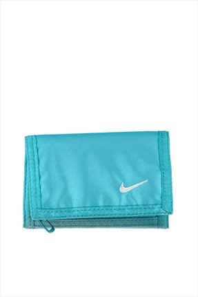 Unisex Nike Basic Wallet Gamma Blue/White