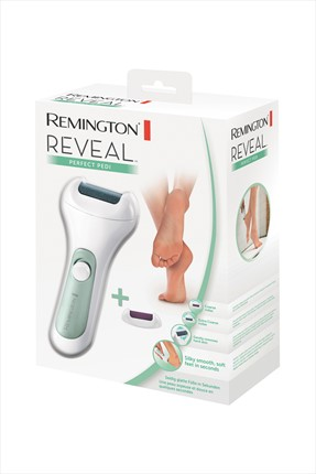 Remington Reveal Perfect Pedi Pedikür Cihazı CR4000 E51