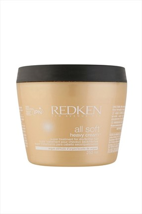 REDKEN Nemlendirici Saç Bakım Maskesi - All Soft Heavy Cream Softening Mask 250 mL