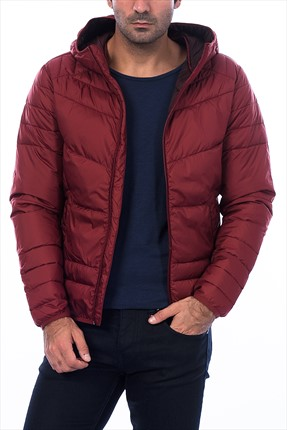 Jack & Jones Mont - Bomb Originals Puffer Jacket Camp -
