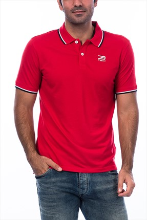 Jack & Jones Polo Yaka T-Shirt - Tech Polo SS