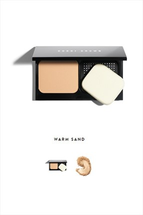 BOBBI BROWN Pudra Fondöten - Skin Weightless Powder Foundation Warm Sand