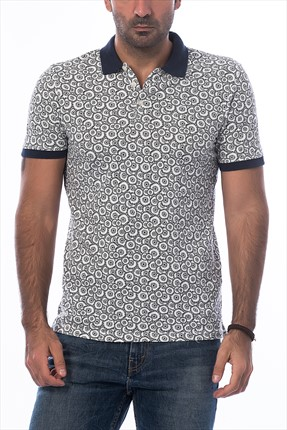 Jack & Jones Polo Yaka T-Shirt - New Premium Cover Polo SS
