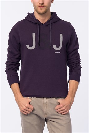 Jack & Jones Sweatshirt - Edwin Core Sweat Hood -