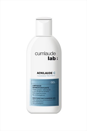 cumlaude lab Acnılaude C Cleansing Treatment Gel 200 ml