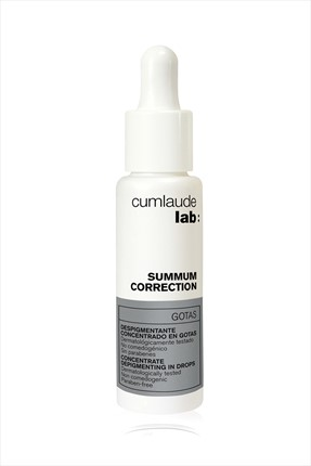 cumlaude lab Leke Azaltmaya Yardımcı Krem - Summum Correction Gotas 25 ml