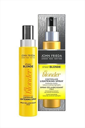 John Frieda Renk Açıcı Sprey - Sheer Blonde Controlled Lightening Spray 100