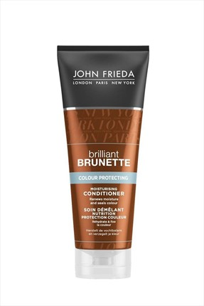 John Frieda Saç Bakım Kremi - Brilliant Brunette Colour Protect 250 ml