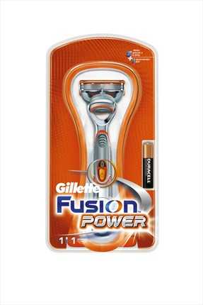 Gillette Fusion Power Tıraş Makinesi