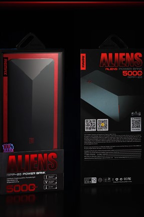Remax Remax Aliens 5000 mAh PowerBank