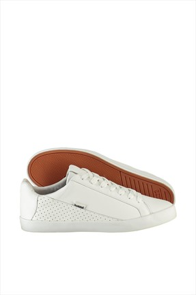 HUMMEL Unisex Ayakkabı Cross Court Leather