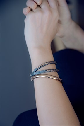 Atelier Petites Pierres Kadın Bold And Bangle Bileklik