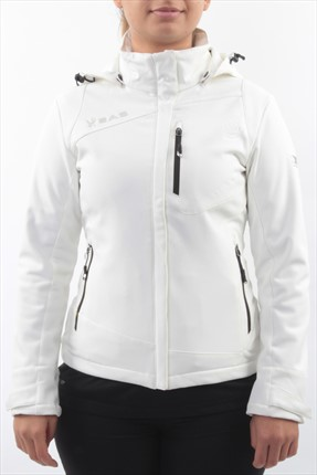 2AS Kadın Angel Softshell Mont W13002001