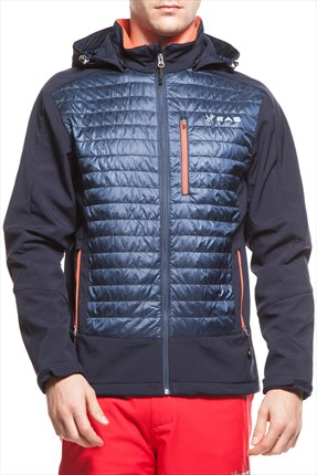 2AS Erkek Otinga Softshell Mont W14002005