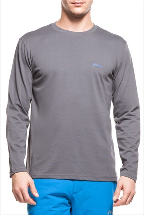 2AS Erkek Basic Sweatshirt W14006002