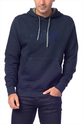 THE NORTH FACE Erkek M (F13Onwrds) Drew Peak Pullover Hoodıe Sweatshirt