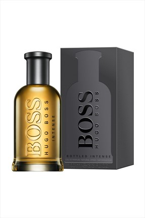 Hugo Boss Bottled Intense Edp 100 mL Erkek Parfümü