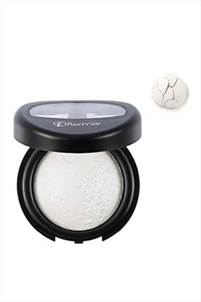 Flormar Göz Farı - Diamond Terracota Eye Shadow D01 White Diamond