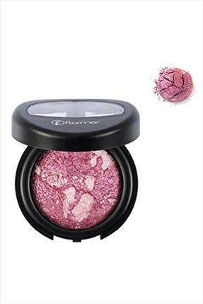 Flormar Göz Farı - Diamond Terracota Eye Shadow D04 Pink Diamond