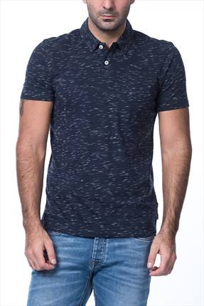 Jack & Jones Polo Yaka T-Shirt - Barrett Core Polo SS Uk -