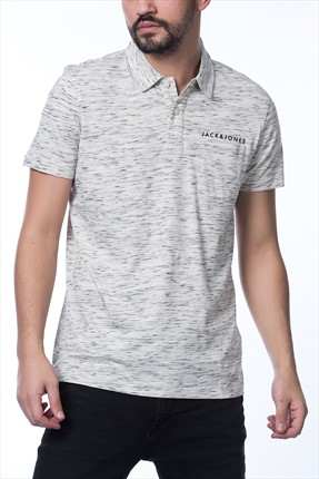 Jack & Jones Polo Yaka T-Shirt - Barrett Core Polo SS Uk