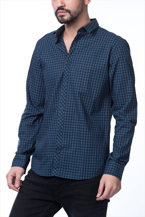 Jack & Jones Gömlek - Gingham Core Shirt Ls-