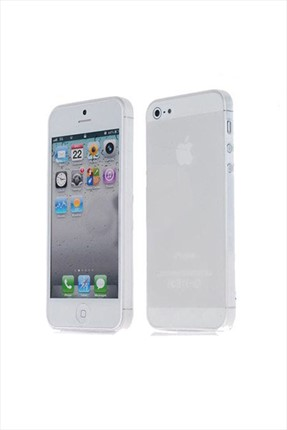 CaseLeap iPhone 55sSE 0.3 mm Ultra İnce Silikon Kılıf
