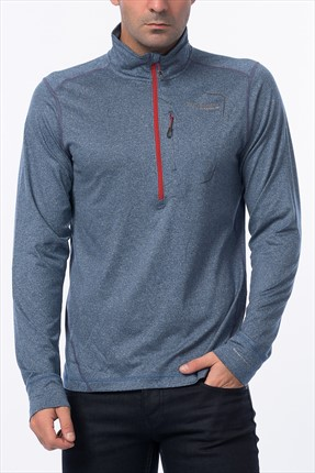 Columbia Erkek Diamond Peak Half Zip Sweatshirt