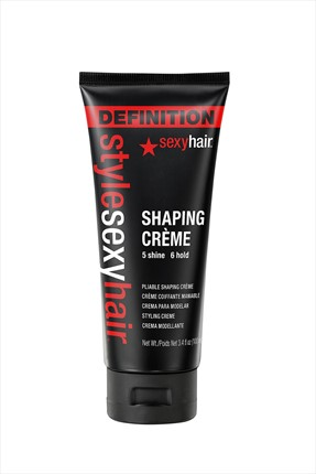 Sexy Hair Şekillendirici Saç Kremi - Sysh Shaping Creme Pliable Shaping Creme 3.4 Oz 100 mL